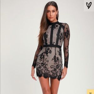 Ryse Samson Lace Bodycon Dress